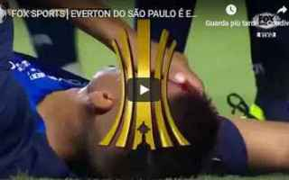 video shock calcio brasile