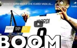 Serie A: icardi inter juventus calcio video
