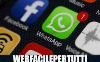 whatsapp gruppi whatsapp consenso