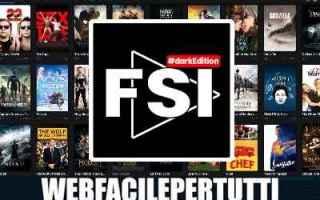 File Sharing: fsi apk  filmi streaming italia