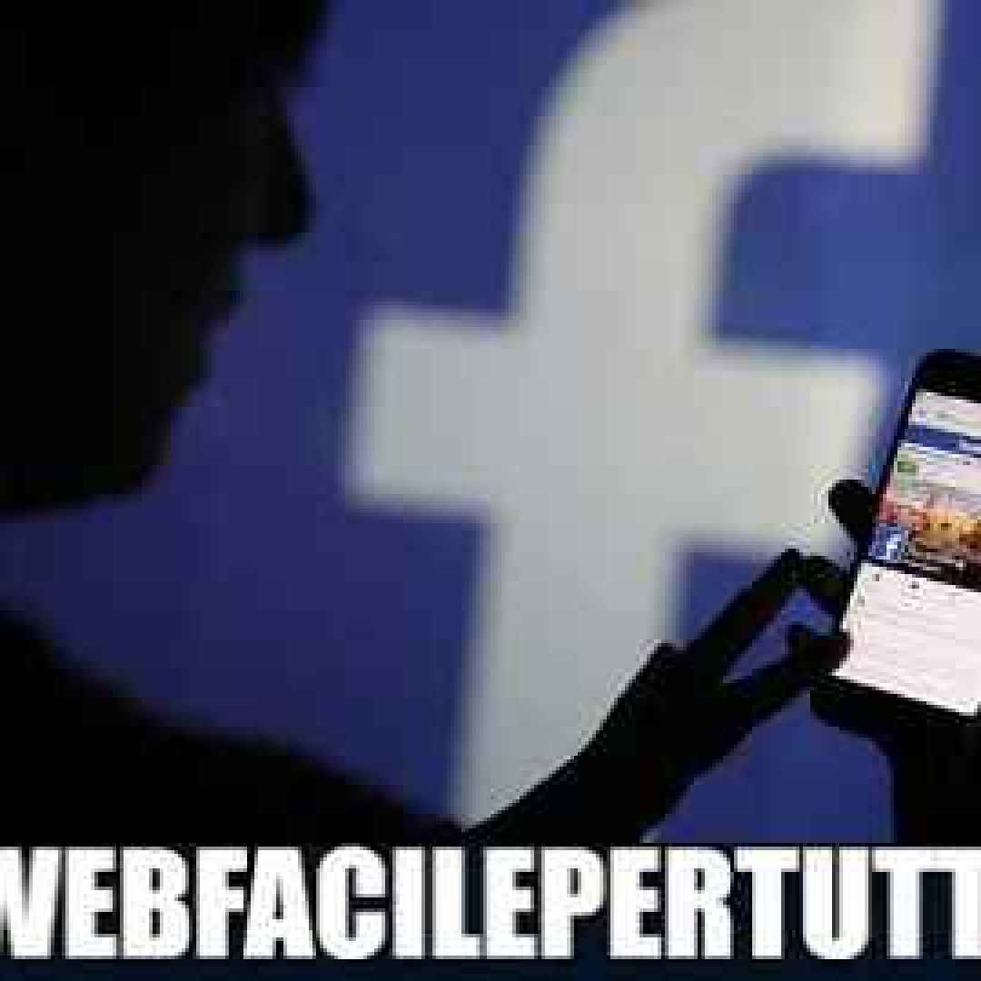 facebook profilo reato partner