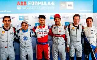 Motori: FE | Pascal Wherlein conquista la prima pole in FE, Felipe Massa partirà terzo