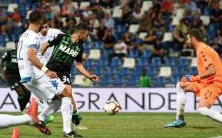 Serie A: empoli sassuolo streaming