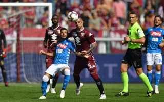 Serie A: napoli  torino