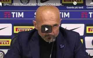 Serie A: video spalletti inter calcio intervista