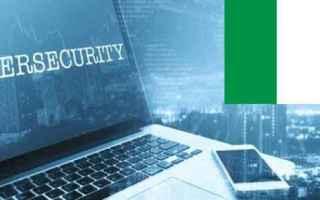 Sicurezza: sicurezza informatica italia cybersecury