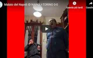 Video divertenti: napoli calcio video youtube tifosi