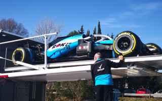 f1  formula1  williams  f1 test