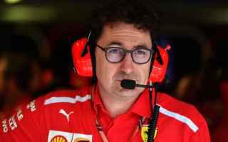 Formula 1: f1  formula1  ferrari  binotto  wolff