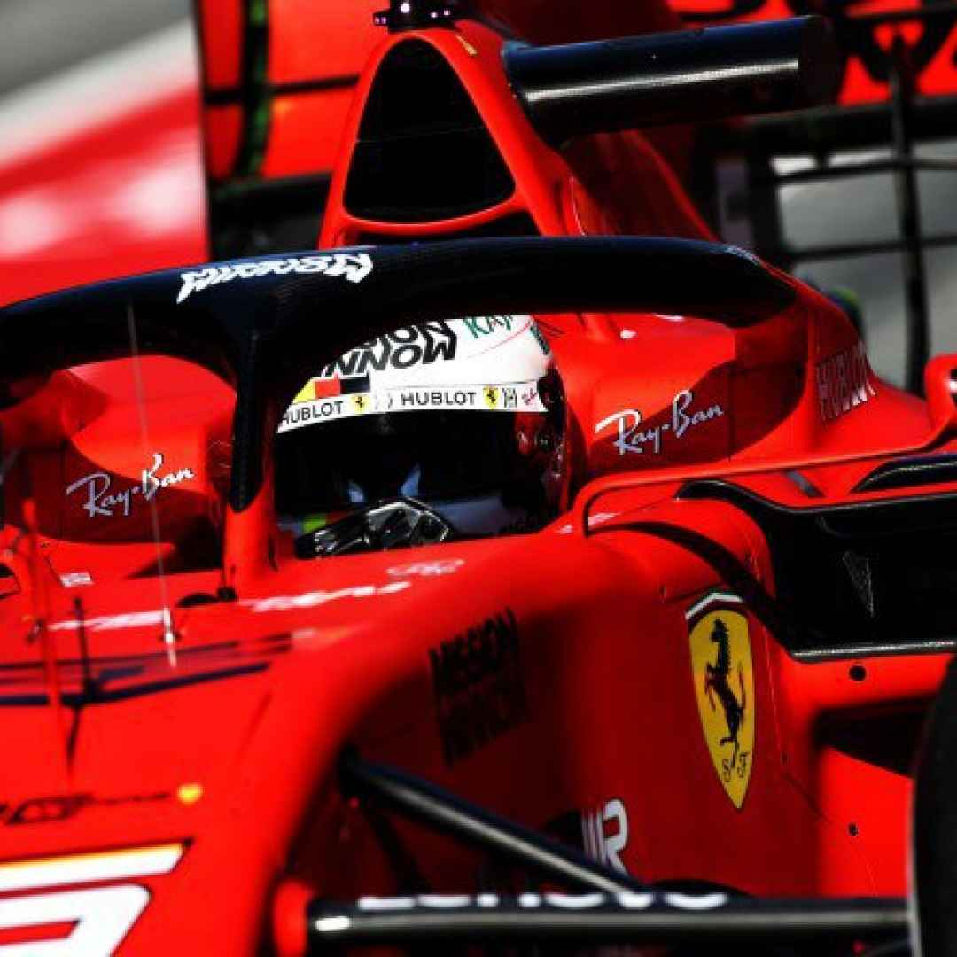 ferrari  vettel  f1  formula1  f1testing