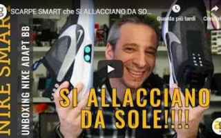 Gadget: video  scarpe  nike  smart  milano