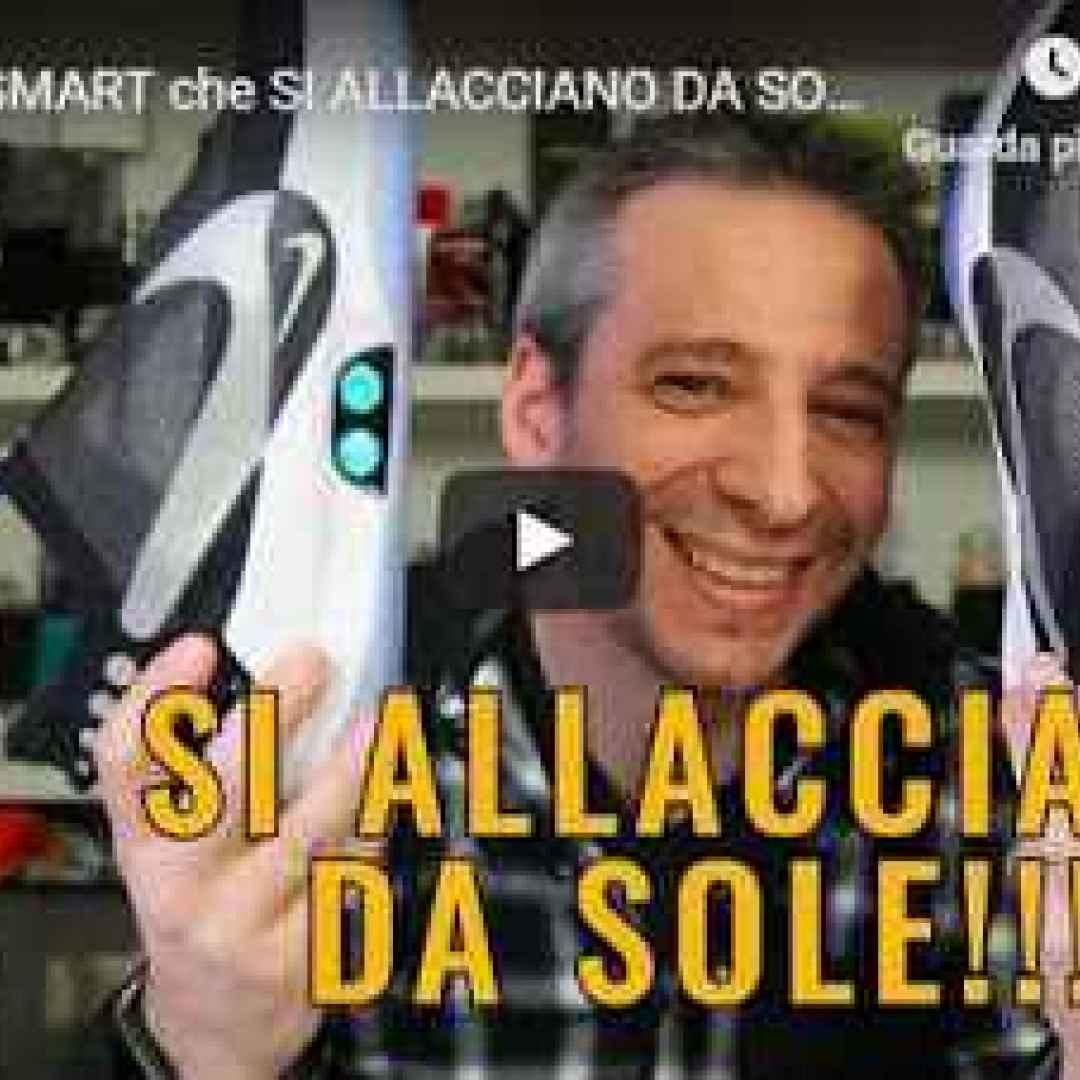 video  scarpe  nike  smart  milano