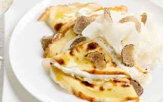 Ricette: tartufo nero tartufo crespelle
