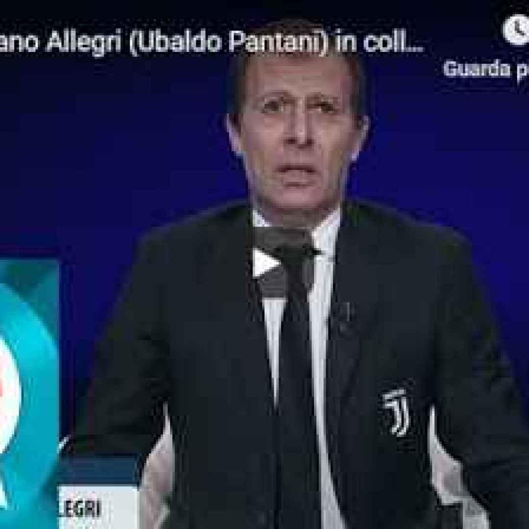 allegri video tv umorismo calcio