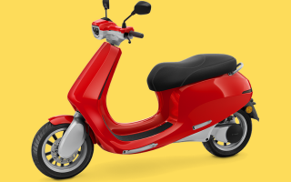 Moto: scooter  android  smartphone