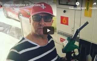 prezzo  benzina  oggi  svizzera  video