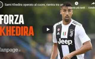 Calcio: juventus  juve  calcio  video  khedira