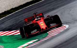 Formula 1: f1  formula1  ferrari  binotto  f1test
