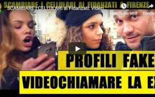 Video divertenti: firenze video cellulari fidanzati