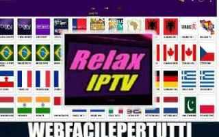pro relax iptv app streaming tv