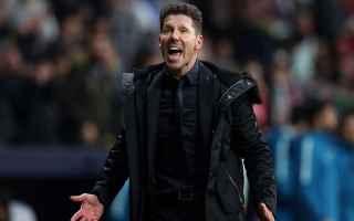 Champions League: simeone  juventus