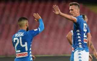 Europa League: NAPOLI - ZURIGO in Diretta Streaming