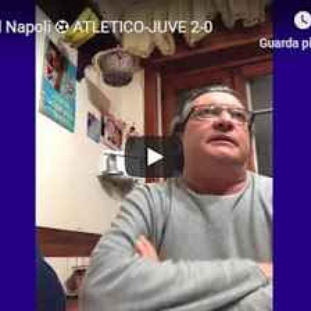 juventus juve calcio video napoli