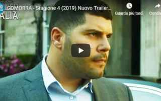Serie TV : gomorra gomorra 4 trailer video tv