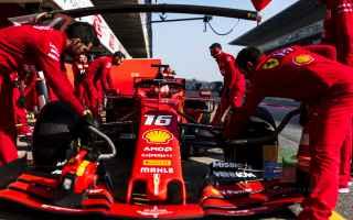Formula 1: formula 1  f1  ferrari  leclerc