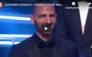 Video divertenti: video bonucci premio oscar calcio