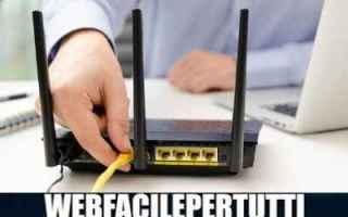 Telefonia: vodafone  configurazione  modem  adsl  fibra