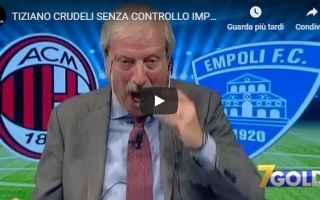Serie A: milan calcio video crudeli piatek