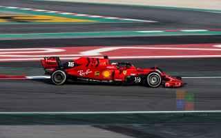 Formula 1: f1  formula1  ferrari  vettel  leclerc