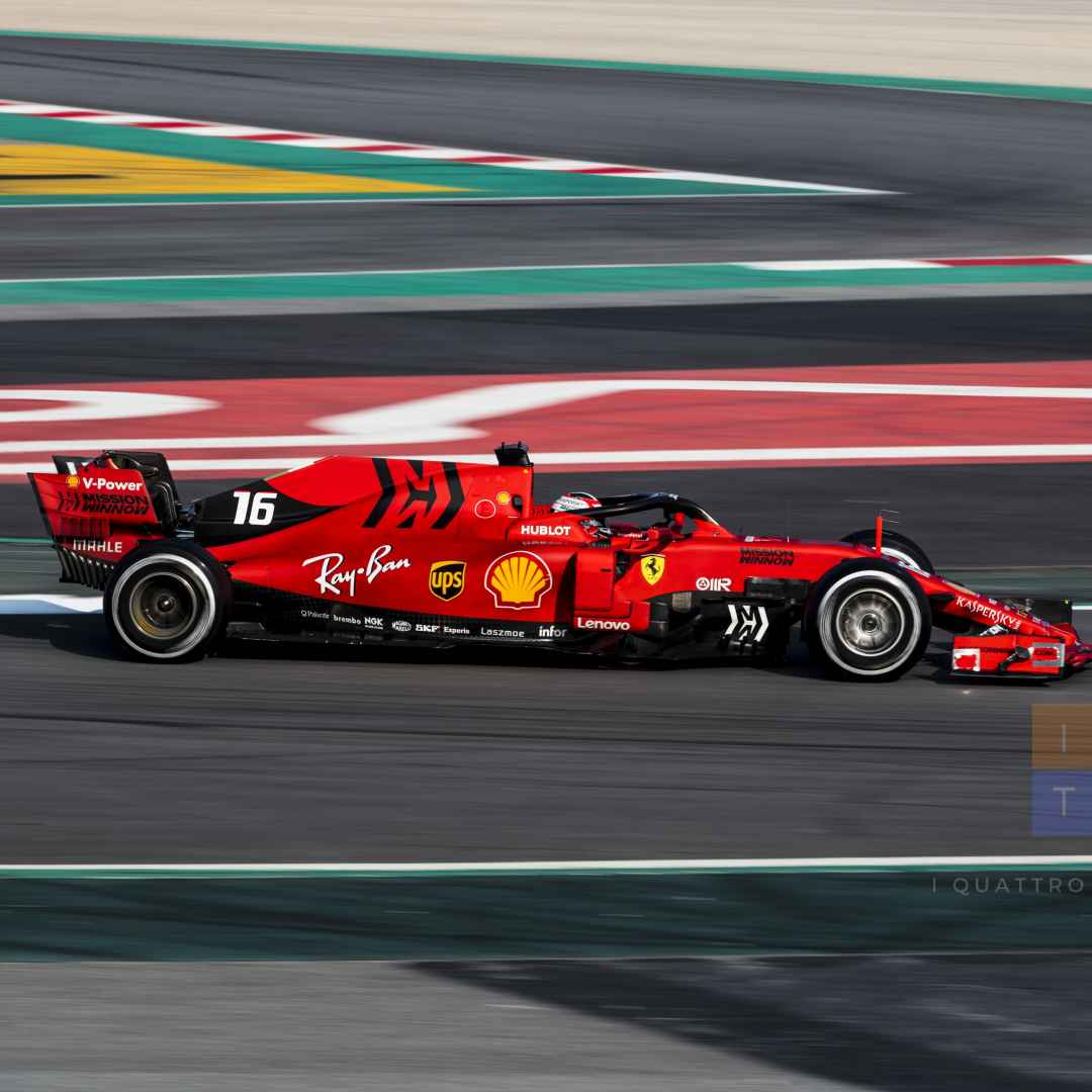 f1  formula1  ferrari  vettel  leclerc