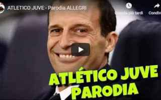 Video divertenti: juventus juve calcio video allegri