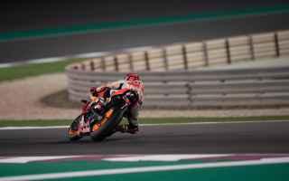 MotoGP: motogp  qatartest  marquez  honda