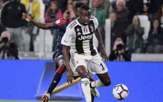 Serie A: bologna juventus streaming