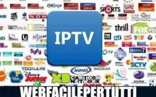 iptv liste iptv gratis  canali tv iptv