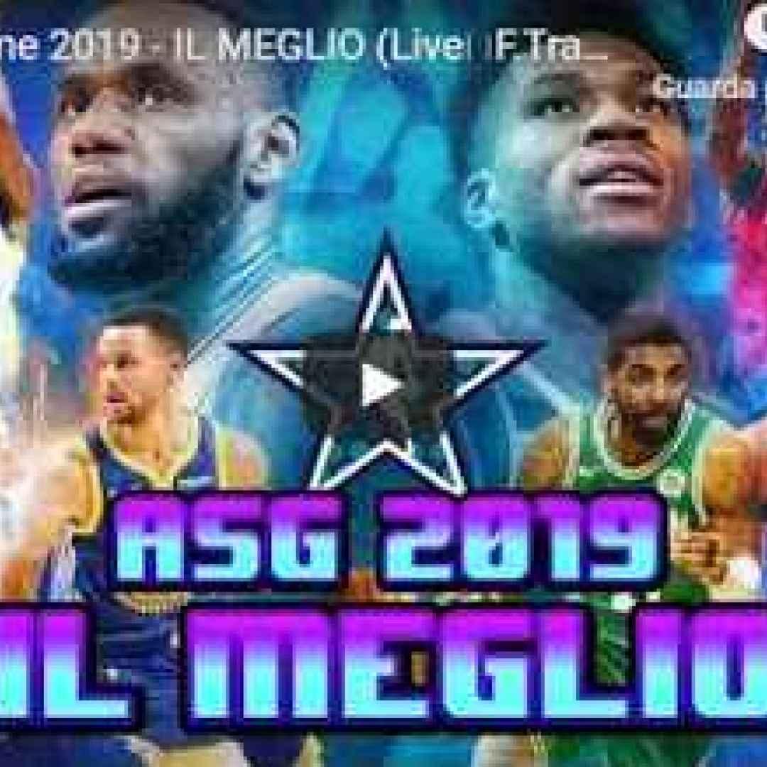 basket nba all star game video