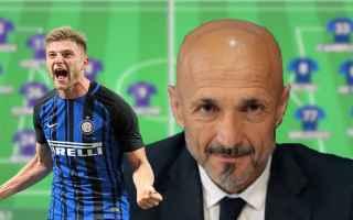 Serie A: inter  fiorentina  formazioni ufficiali