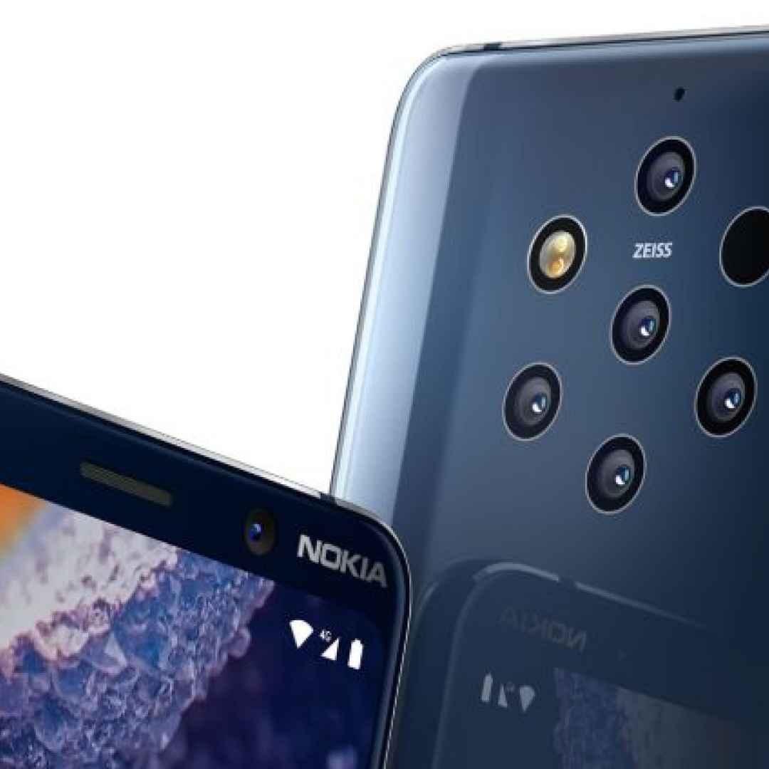nokia 9 pureview  nokia  smartphone  mwc