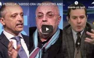 Serie A: video pedullà calcio tv arbitro