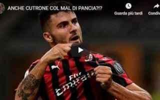Serie A: milan video pellegatti calcio cutrone