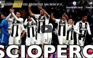 Serie A: juventus juve calcio video tifosi
