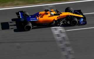 Lando Norris galvanizzato, dalla presenza al Montmelò di Alonso tentando un time attack nel finale