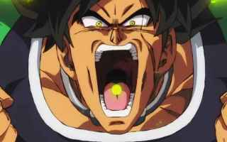Anime: guarda ADragon Ball Super: Broly film streaming (altadefinizione)