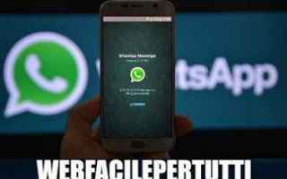 WhatsApp: whatsapp truffa messaggio truffa