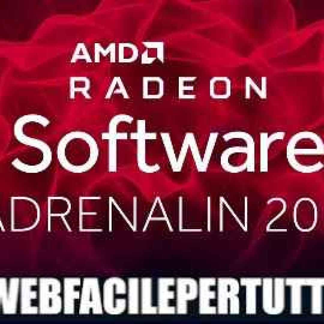 driver  radeon software adrenaline  amd