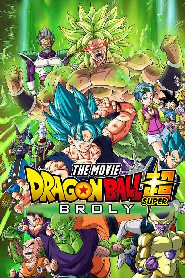 Dragon Ball Broly Stream