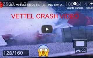 Formula 1: ferrari vettel formula 1 motori video